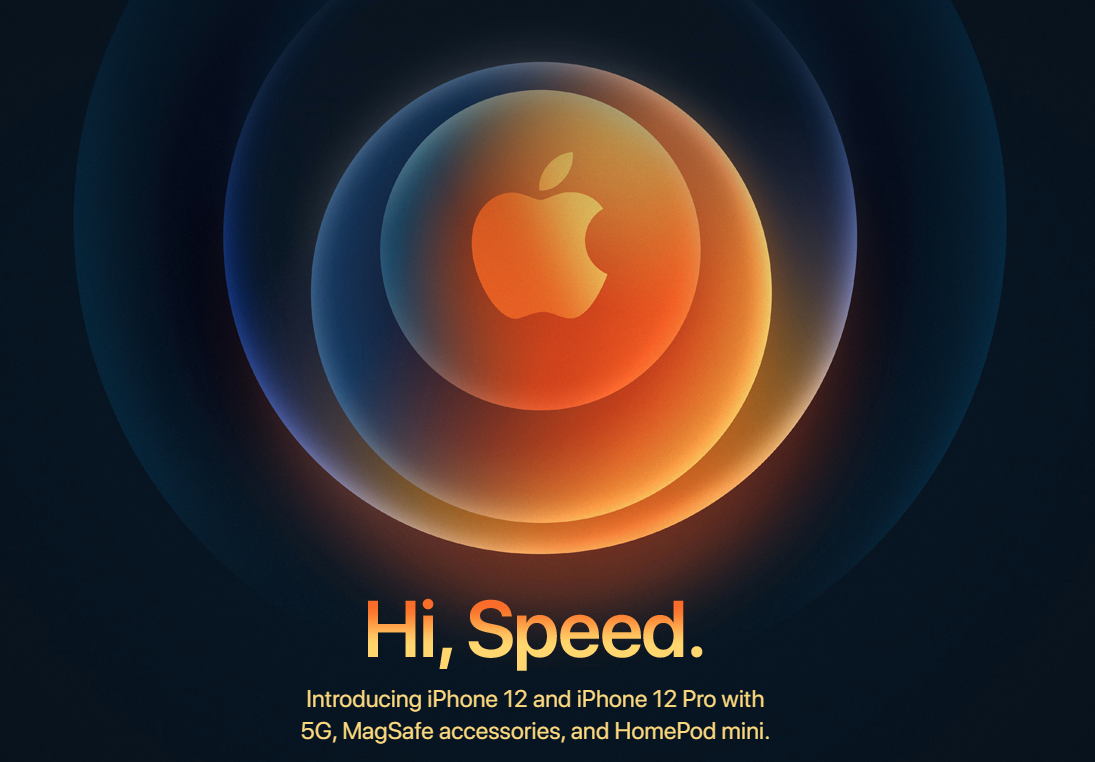 iPhone 12 Event Logo